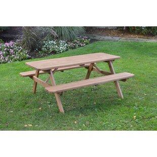 Rye Pine Picnic Table