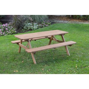 Stockton Pine Picnic Table