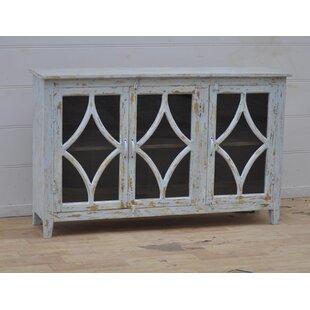 Vasbinder Crackle Sideboard by Bungalow Rose
