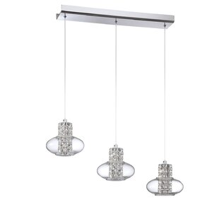 Aria 3-Light Cluster Pendant by Kendal Lighting