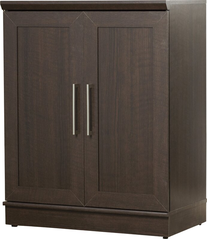 Amboyer 2 Door Storage Cabinet