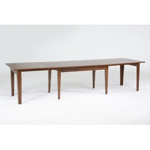Birchley Solid Wood Dining Table