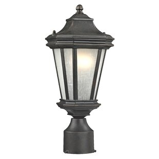 Reviews Lakeview Olde World Iron 1-Light Lantern Head By Dolan Designs