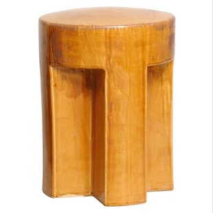 Accent Stool by Emissary Home and Garden
