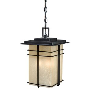 Ashbee 3 Light Outdoor Hanging Lantern