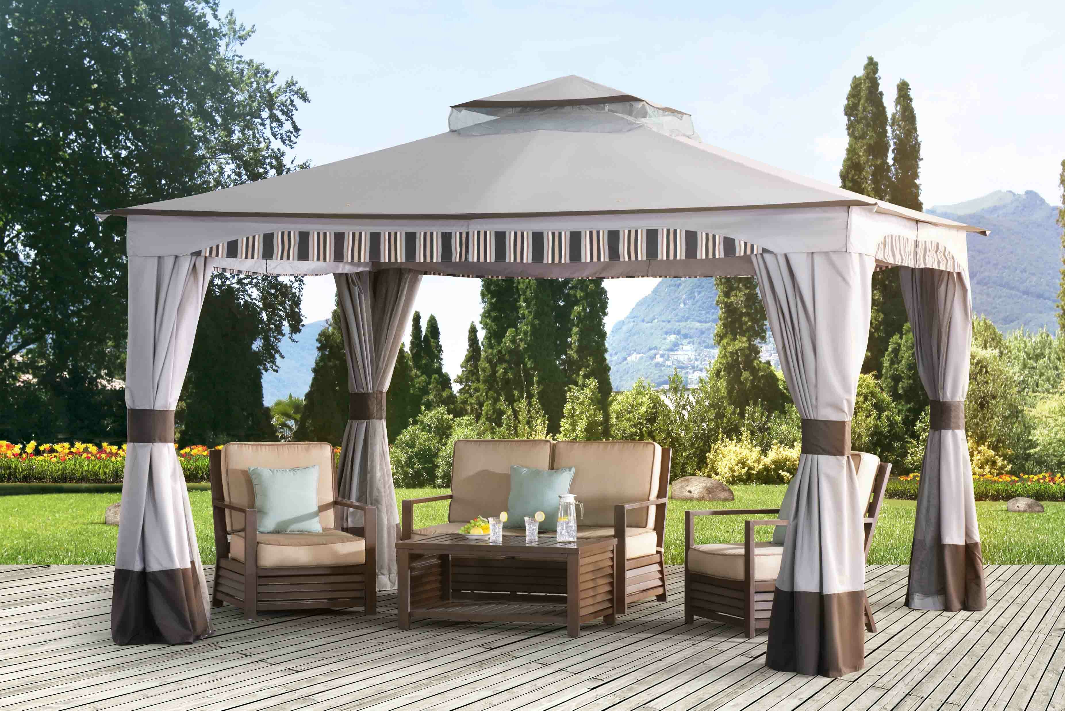 up patio canopy pop x outdoor wedding tent color shelter party itm gazebo