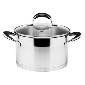 3-qt. Stock Pot with Lid