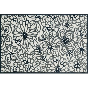 Vindas Gray Indoor/Outdoor Area Rug