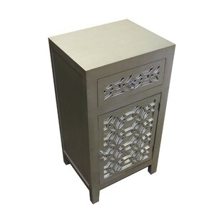 1 Door 1 Drawer Accent Cabinet by ESSENTIAL D?COR & BEYOND, INC