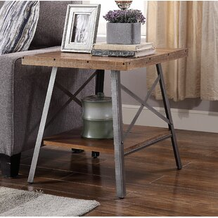 Janiyah End Table (Set of 2) by 17 Stories