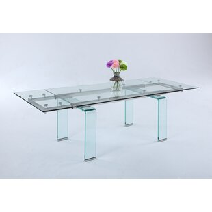Krissie Dining Table by Orren Ellis