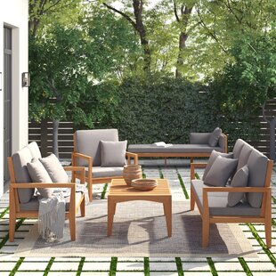 Amatista 7 Seater Sofa Set By Sol 72 Outdoor