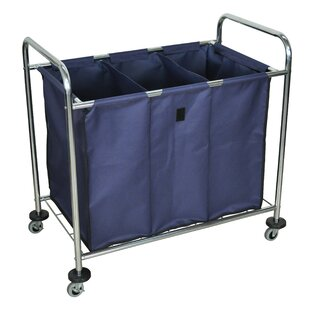 Buy clear Industrial Laundry Sorter By Luxor