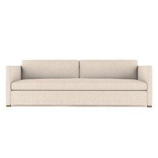 Shop Leedom Leather Sofa by Brayden Studio