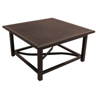 Antonucci Fauxwood Coffee Table