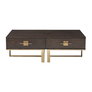 Sandisfield Coffee Table With Storage