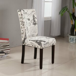 Upholstered Dining Chair (Set of 2) by NO..