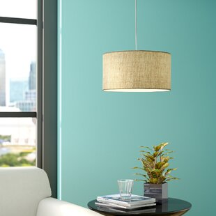 Malcolm 1-Light Pendant By Zipcode Design Ceiling Lights