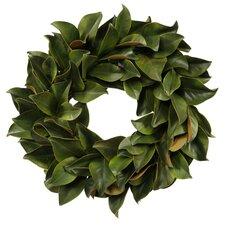 Maillet Magnolia Leaf Wreath