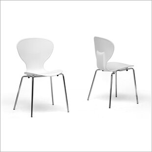 Wholesale Interiors Baxton Studio Boujan Side Chair (Set of 2)