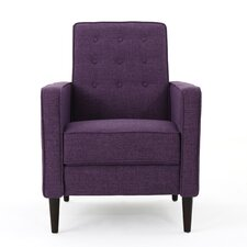 Kenzie Fabric Recliner by Ivy Bronx