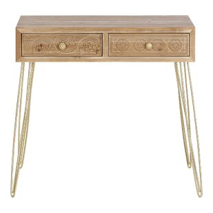 Asya Console Table By World Menagerie