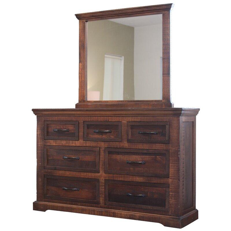 7 Drawer Dresser Buy Online In Andorra At Andorra Desertcart Com Productid 131226403