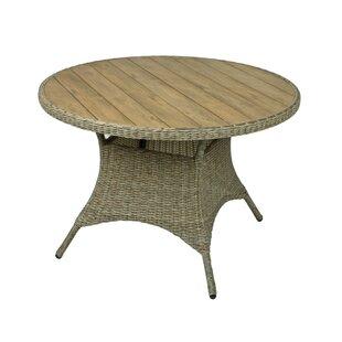 Ridgeland Rattan Dining Table Image