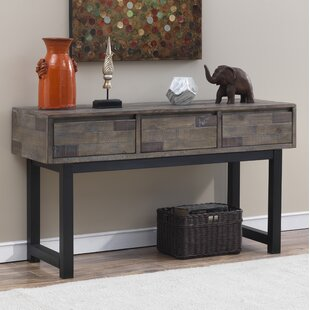 Gracie Oaks Burnam Console Table