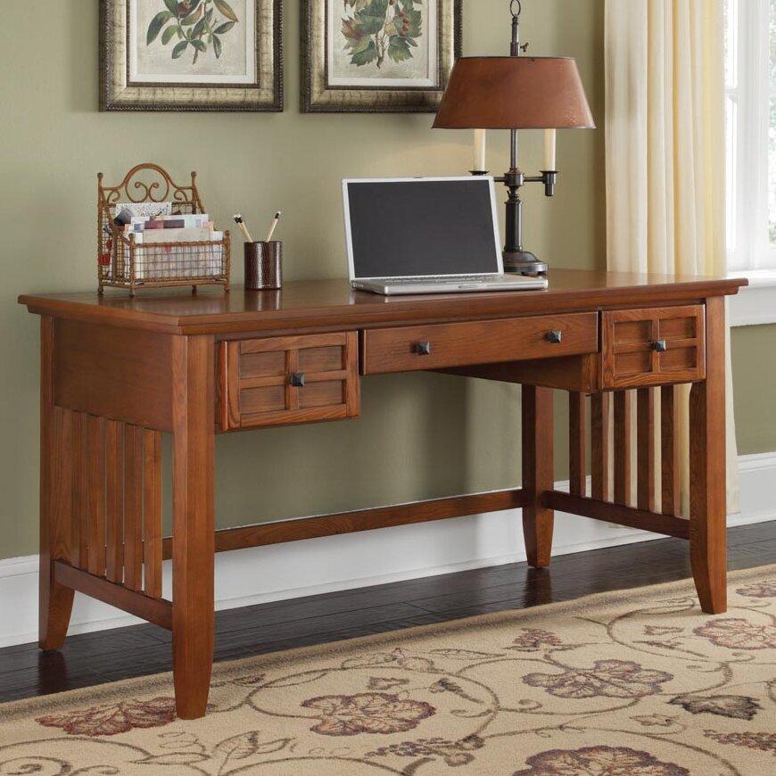 Andover Mills Neela Executive Desk Reviews Wayfair