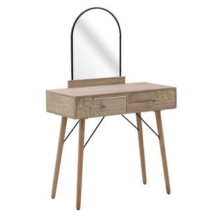 Review Kinneola Console Table And Mirror Set