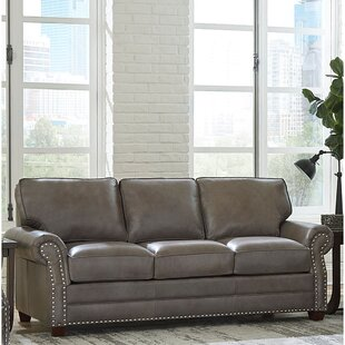 Pedigo Leather Sofa