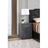 Martucci 1 Drawer Nightstand by Charlton Home®