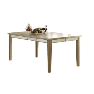 Isai Dining Table by Rosdorf Park