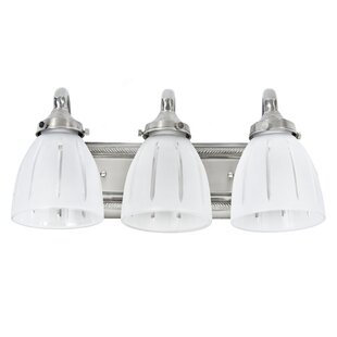 JVI Designs 3-Light Vanity Light