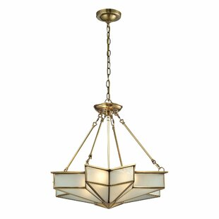 Mistana Mariam 4-Light Bowl Pendant