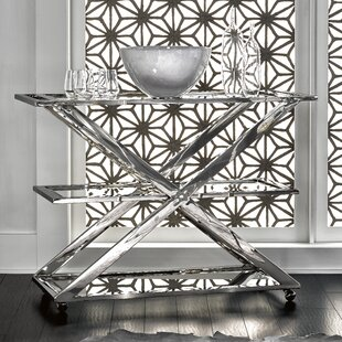 Shant Bar Cart by Orren Ellis