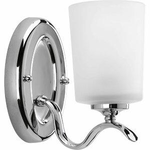 Bathroom Lighting Under $50 chrome vanity lights you'll love | wayfair