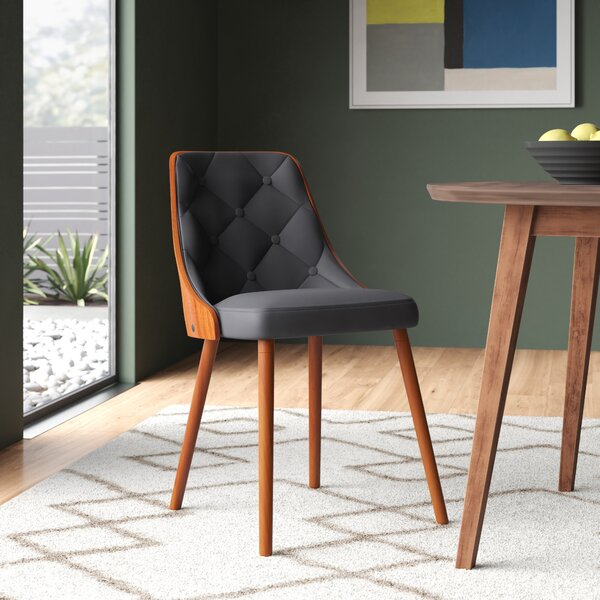 Super Modern Contemporary Bent Plywood Dining Chair Allmodern Lamtechconsult Wood Chair Design Ideas Lamtechconsultcom