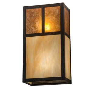 Alluvial 2-Light Outdoor Flush Mount by B..
