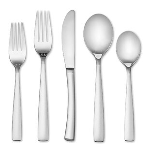Finlandia 20 Piece Flatware Set, Service for 4 (Set of 4)