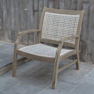 Junious Teak Patio Chair