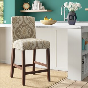 Neena 24 Bar Stool by Bungalow Rose Wonderful
