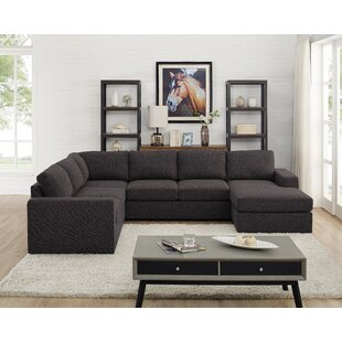 Online Reviews Shanon Reversible Modular Sectional By Latitude Run