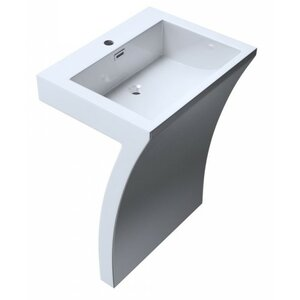 Belfry Bathroom 48 cm Standwaschbecken Colossum