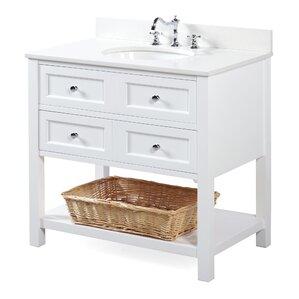 Bathroom Vanity Furniture farmhouse & rustic vanities | birch lane