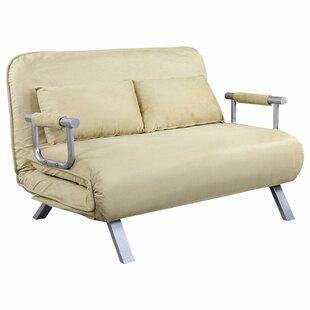 Ebern Designs Dunleavy Folding Convertible Sofa