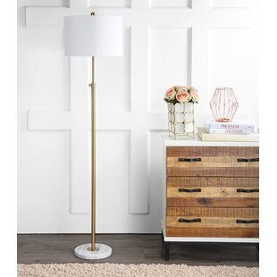 Where buy  Courtland Adjustable 65 Floor Lamp By Darby Home Co