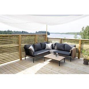 Kavya 5 Seater Corner Sofa Set By Sol 72 Outdoor