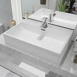 Counter Top Basins Wash Hand Basins Youll Love Wayfaircouk